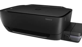 GT 5822, a impressora sem cartucho de tinta da HP