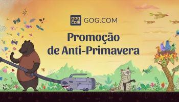 Promoção do GOG tem mais de 500 títulos com desconto