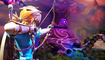 Miyamoto, liberdade e as árvores do Zelda: Breath of the Wild
