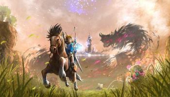 O sujeito que está sendo atacado por criticar o Zelda: Breath of the Wild