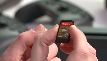 Cartuchos estariam deixando jogos do Switch mais caros