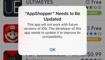 Por questões de incompatibilidade, iOS 11 pode matar quase 200 mil apps de 32 bits