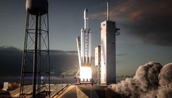 Falcon Heavy — Elon Musk quer superar o queijo
