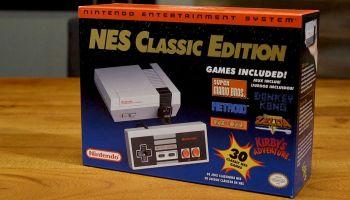 Marketing de escassez — a Nintendo vai encerrar a produção do NES Classic este mês nos EUA