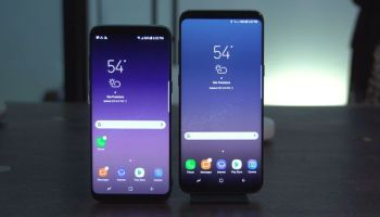 Samsung quase incluiu um botão Home físico no Galaxy S8 e S8+