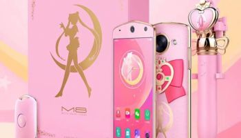 Meitu M8 recebe edição especial da Sailor Moon, mas só para a China