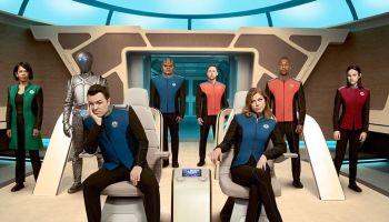 Orville — a paródia de Star Trek que você sempre quis se não fosse Galaxy Quest
