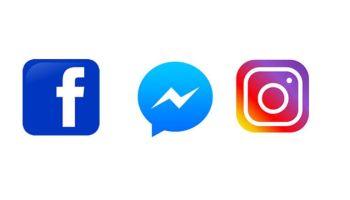 Facebook, Messenger e Instagram poderão contar em breve com notificações cruzadas