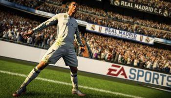 Com Cristiano Ronaldo na capa, FIFA 18 ganha data de lançamento