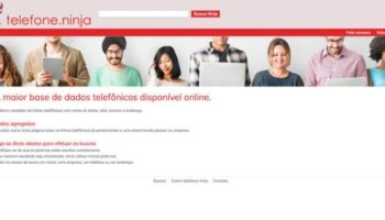 Não deixe que ninjas listem seus dados pessoais em novo site de consulta pública