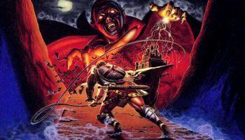 Konami estuda levar série Castlevania para o Switch