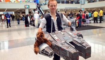 I have a bad feeling about this: contrataram professor de interpretação pro filme do Han Solo