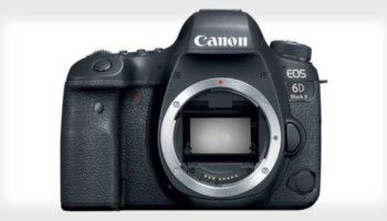 Canon 6D Mark II — chegou, mas não emocionou