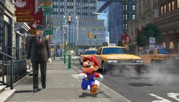 Miyamoto estava preocupado com o Super Mario Odyssey