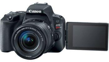 Canon Rebel SL2 — pequena, mas interessante