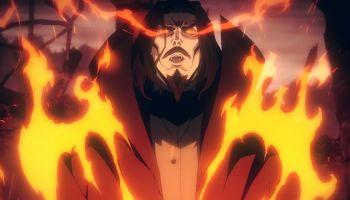Série animada do Castlevania ganhará segunda temporada