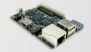 Outro rival do Raspberry Pi: Rock64 (teoricamente) traz 4K e HDR10 por US$ 25