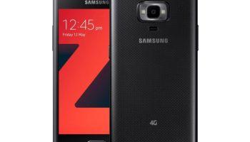 Samsung insiste no Tizen em smartphones e lança o Z4 na África do Sul
