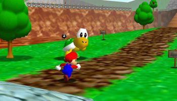 Quando surge um Super Mario 64 Maker