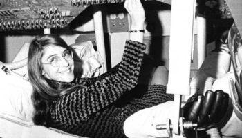 Uma pequena entrevista com Margaret Hamilton