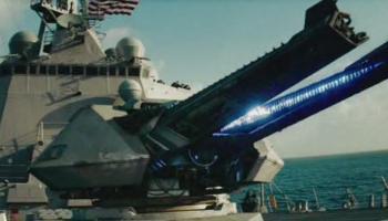 Projeto de Railgun da Marinha dos EUA continua avançando