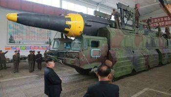 Está ficando sério. Melhor Coréia testa míssil capaz de atingir até Chicago