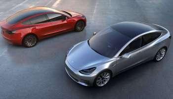 O Tesla modelo 3 não tem chave!