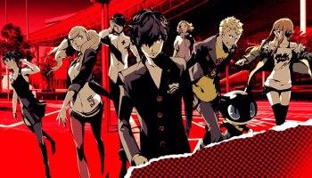 Persona 5 será transformado em anime