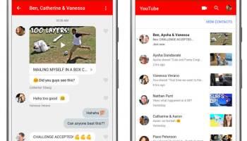 """App do YouTube ganha recurso de compartilhamento e """"mensageiro instantâneo"""""""