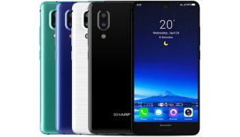 Sharp apresenta o Aquos S2, mais um smartphone quase sem bordas