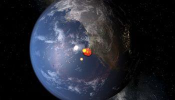 Dia primeiro de setembro é bom que a matemática da NASA esteja afiada.