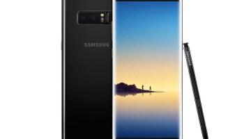 Samsung apresenta o Galaxy Note8, com câmera dupla e display de 6,3″