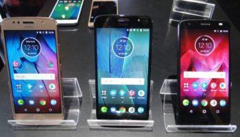 Motorola lança Moto Z2 Force e linha Moto G5S no Brasil