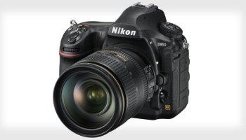 Nikon D850 — grande, poderosa e cara