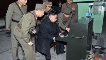 Melhor Coréia lança mísseis sobre o Japão, Coréia do Sul reage com bombas