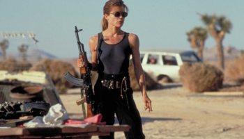 Linda Hamilton, a única Sarah Connor confirma presença no próximo Exterminador do Futuro