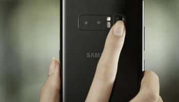 Segundo analista, Samsung vai embutir leitor de digitais na tela do Galaxy Note9