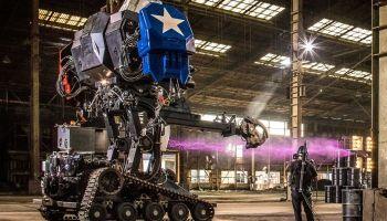 E a Grande Batalha de Robôs se revelou um imenso mico