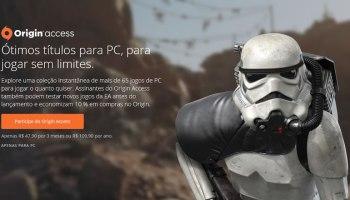 Origin Access enfim é lançado no Brasil