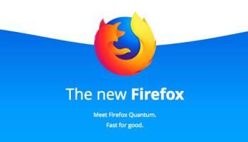 Firefox 57, vulgo Quantum está enfim disponível