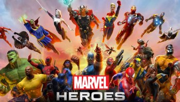 Disney anuncia o fim do Marvel Heroes