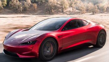 Tesla anuncia novo Roadster