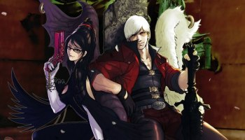 Kamiya gostaria de fazer crossover entre DMC e Bayonetta