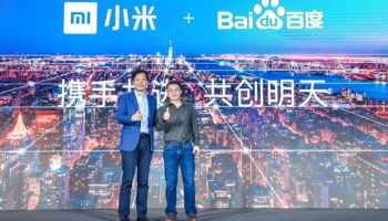 Baidu e Xiaomi fecham parceria para o mercado chinês de IA e Internet das Coisas