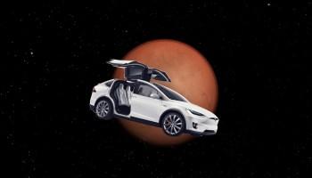 Elon Musk realiza sonho da GM e vai mandar a Tesla pro espaço