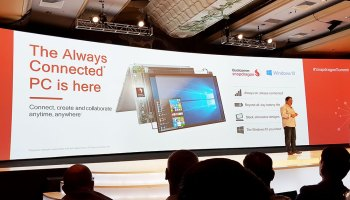 Snapdragon Summit — anunciados os PCs Always Connected ASUS NovaGo e HP Envy x2