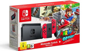 Nintendo Switch — o console com as vendas mais rápidas da história (dos EUA)