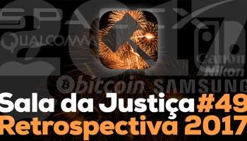 Sala da Justiça do MB #49 — Retrospectiva 2017! Nosso querido podcast voltou!