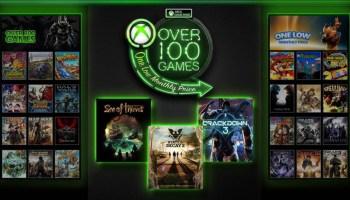 Games exclusivos da Microsoft Studios chegarão ao Xbox Game Pass no dia do lançamento