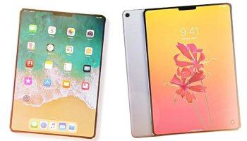Referências no beta do iOS 11.3 apontam para um novo iPad com Face ID